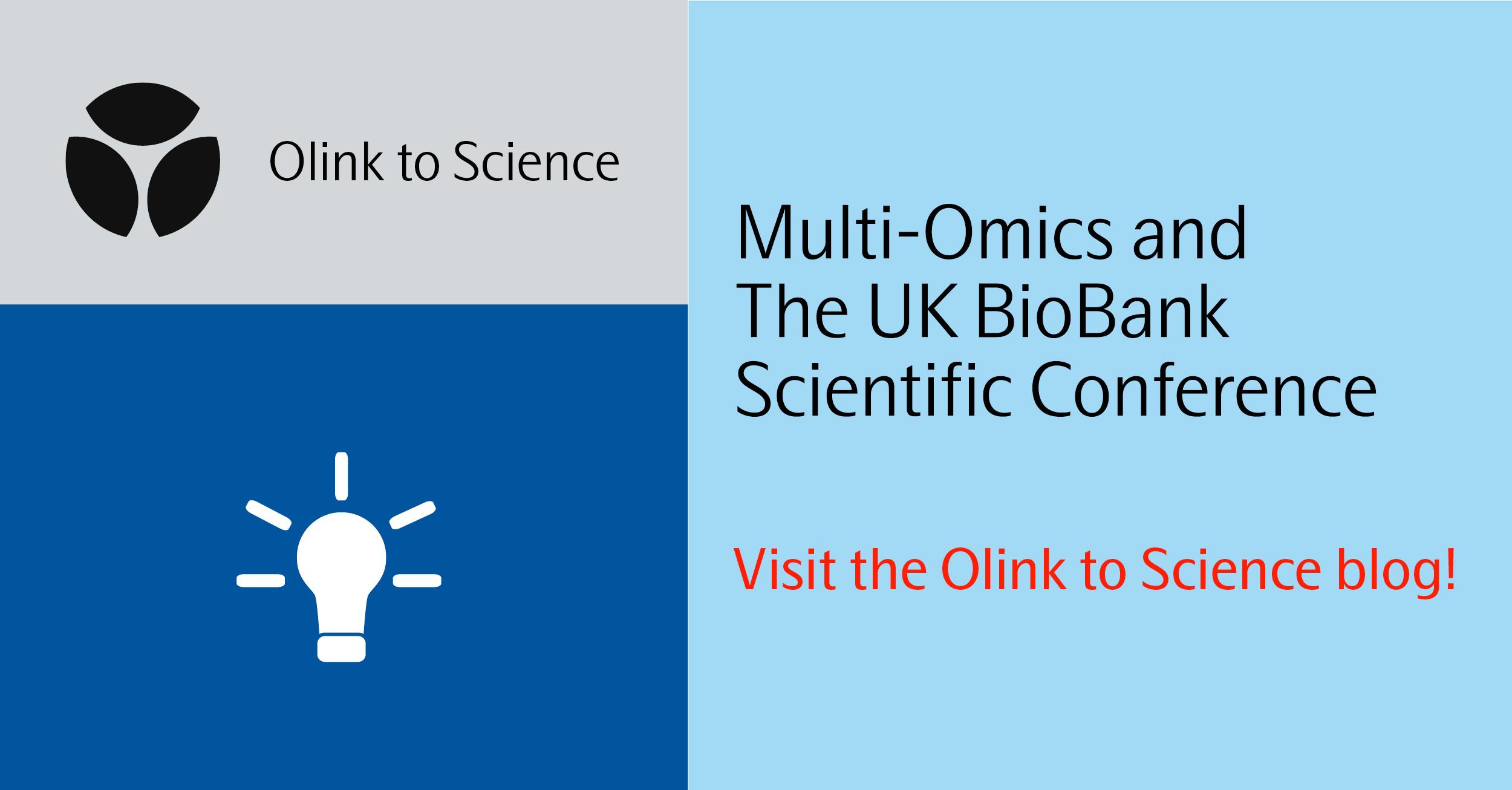 03 Multi-Omics and The UK BioBank Scientific Conference